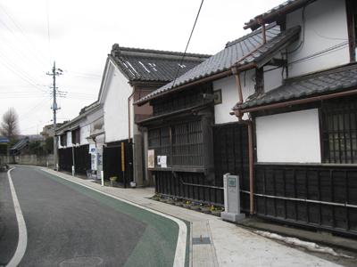 西岡本店店舗、脇蔵、米蔵